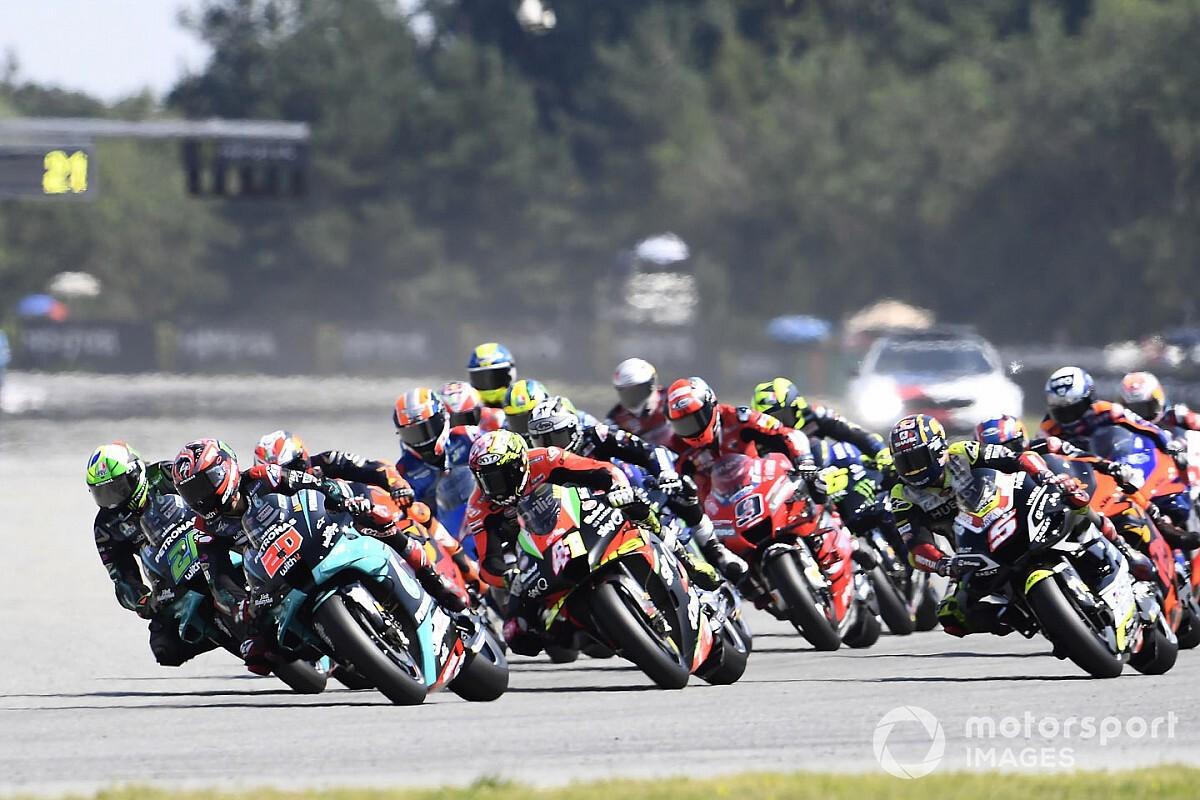 "Le MotoGP va publier un calendrier 2021 ""normal"", de concert avec la F1"