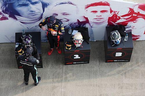 Las mejores fotos del primer y único GP del 70º Aniversario de F1