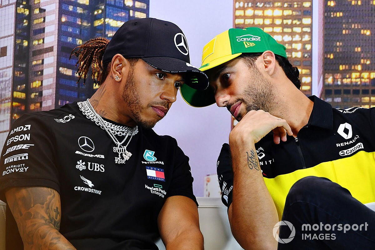 "Ricciardo expects ""driver egos will get in the way"" in Austria"