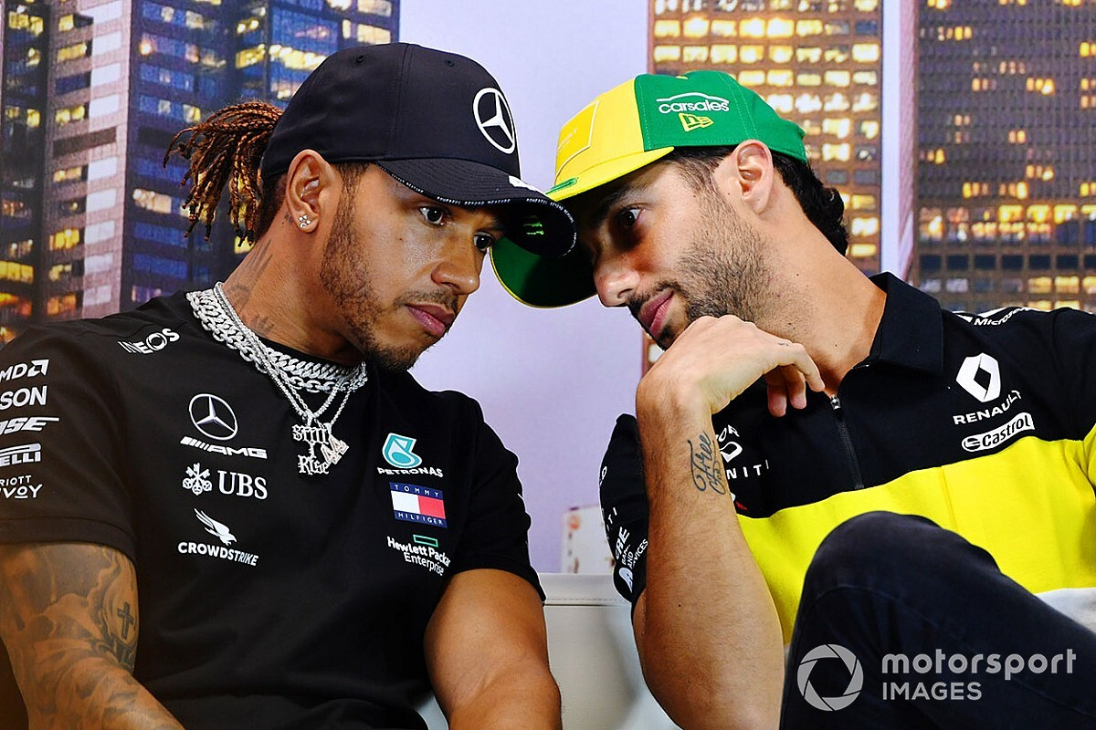 ريكاردو: غرور كلّ سائق سيلعب دورًا في النمسا