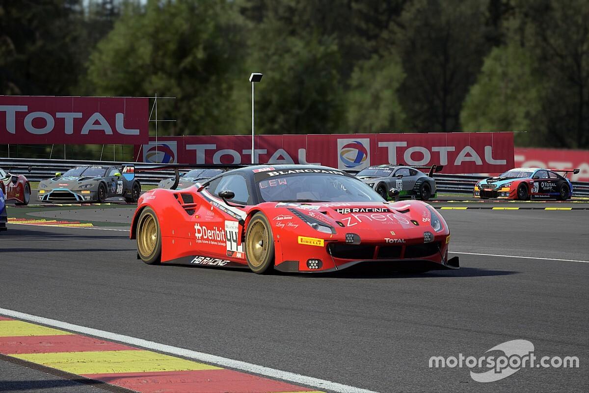 Már ebben is versenyképesnek tűnik Leclerc: Assetto Corsa Competizione (videó)