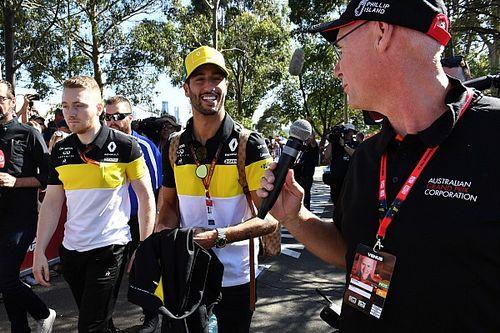 Ricciardo: Formule 1 'speelde met vuur' rond Australische GP
