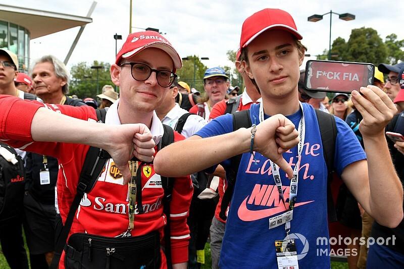 Организаторы Гран При Австралии пообещали вернуть деньги за билеты