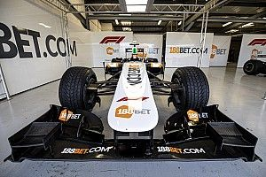 F1 announces new partnership with 188BET in Asia region