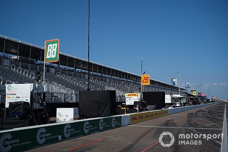 IndyCar sagt alle Rennen im März und April wegen COVID-19 ab