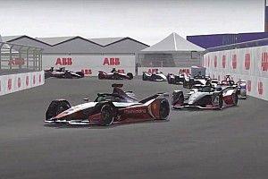 Formula E: Wehrlein vince l'E-Prix virtuale di New York, è leader