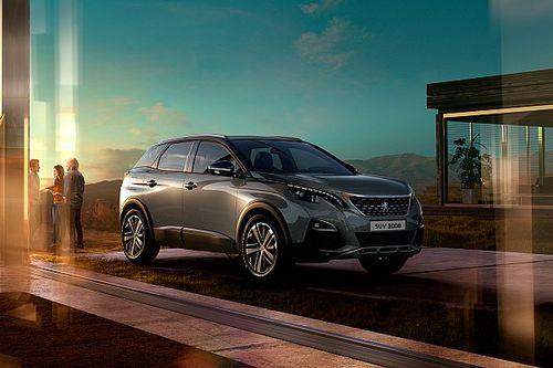 Reserva online tu SUV Peugeot 3008