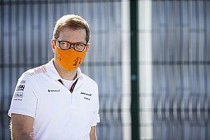 McLaren Yakin Kerja Sama dengan Mercedes Dapat Berbuah Kesuksesan