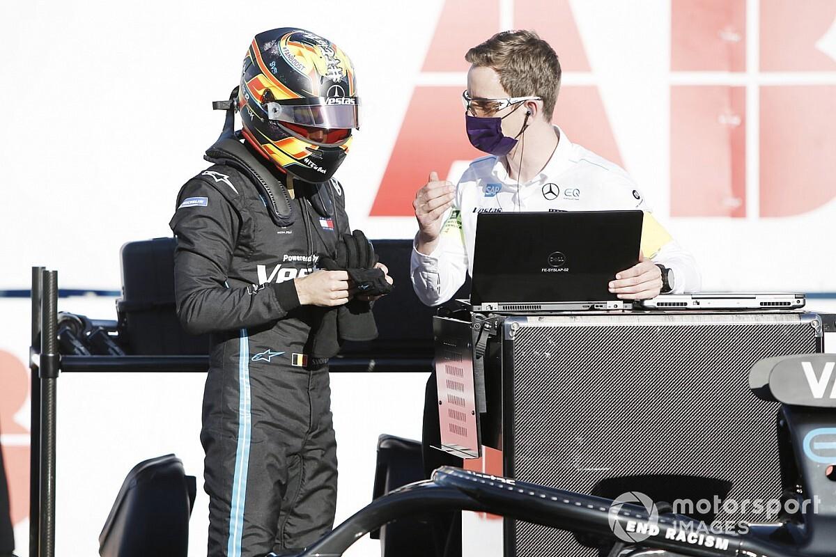 """Vandoorne focust op F1-reserverol: """"Ben klaar om in te vallen"""""""