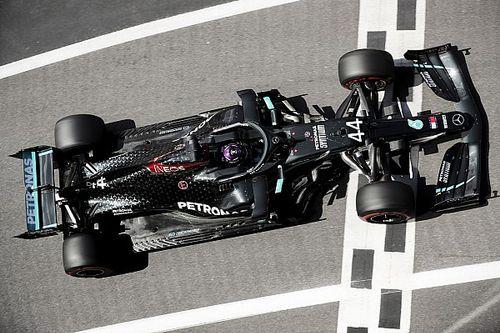Hamilton con la pole en Silverstone y supera un récord de Senna