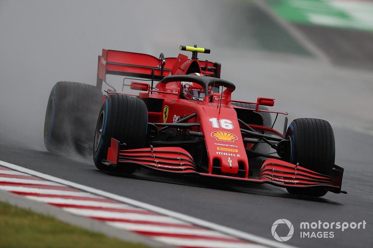 Leclerc et Vettel notent du mieux pour Ferrari en Hongrie