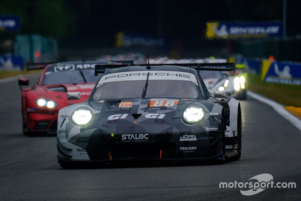 WEC: in Bahrain non c'è Cool Racing, cambi in Dempsey-Proton