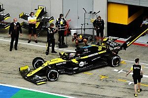 """Ricciardo """"pas anéanti"""" par son abandon en Autriche"""