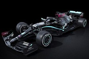 Nowe barwy Mercedesa na sezon 2020