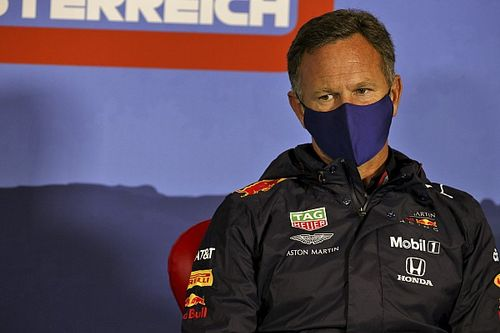 """Horner thinks Mercedes was """"probably sandbagging"""" in FP2"""