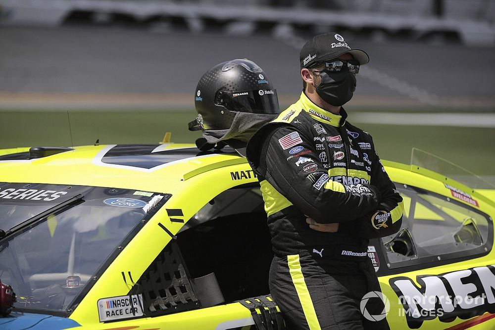 Matt DiBenedetto escapes carnage; earns NASCAR playoff debut