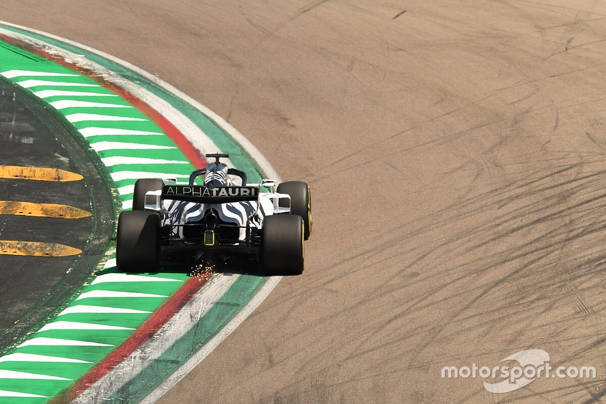 F1 reveals format for two-day Imola grand prix
