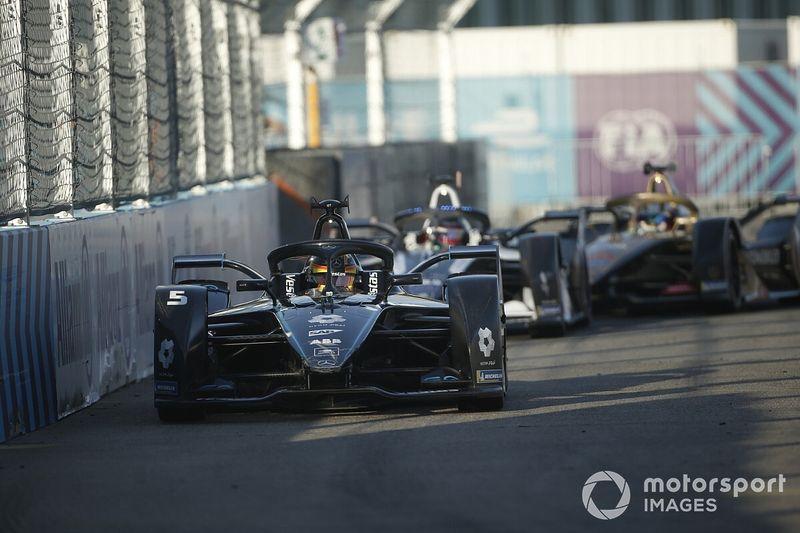 Fórmula E - Berlin E-Prix: Doblete de Mercedes para acabar la temporada