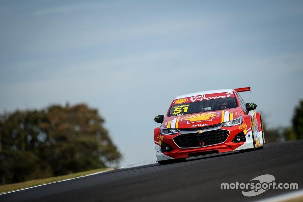 Stock Car: De time novo, Átila Abreu abre a temporada atrás do título que falta para ele e para a Shell