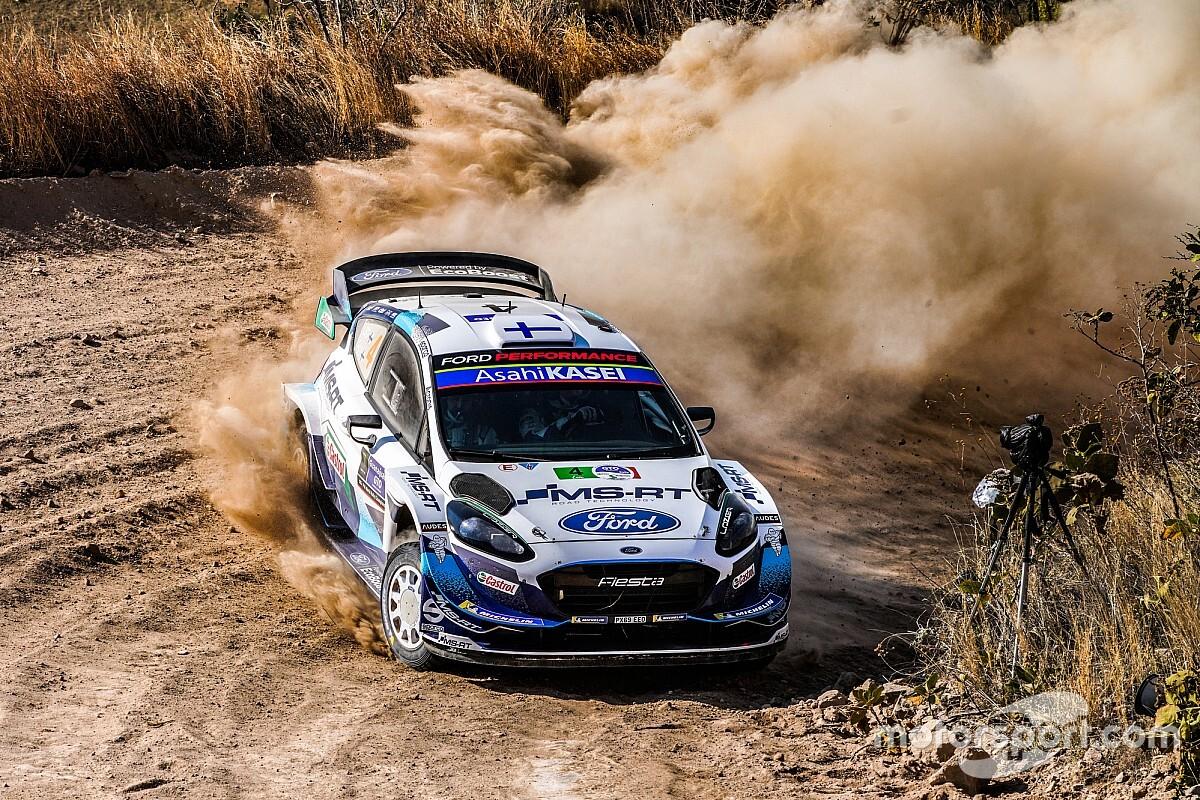 WRC, M-Sport: in arrivo novità di motore e aerodinamica