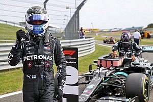 """Bottas: """"Cambiata la W11, ora va meglio. Domani voglio vincere"""""""