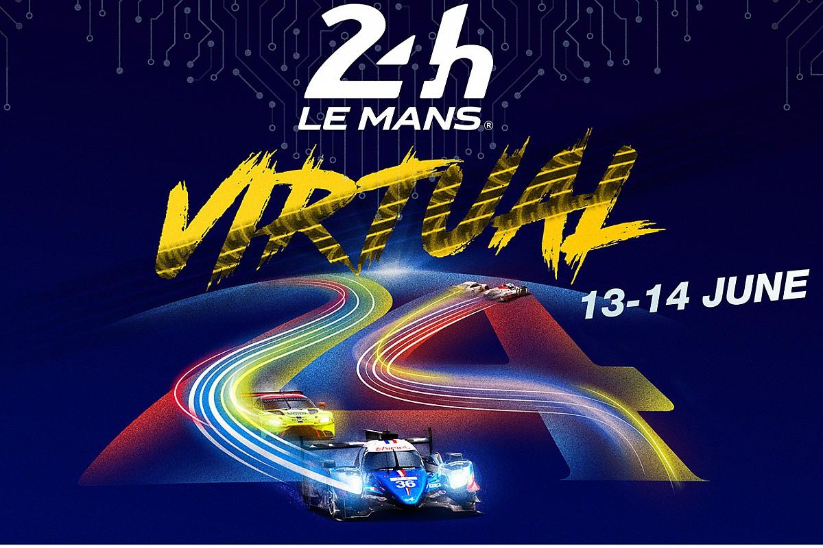 24 Horas de Le Mans virtual acontecerá em junho