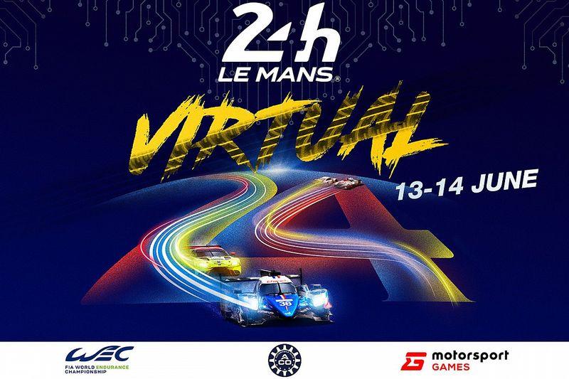 勒芒24小时虚拟赛:车手、赛车、收看信息及更多