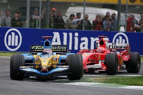 Veja como a Ferrari está 'por trás' do modelo da Alpine-Renault na F1