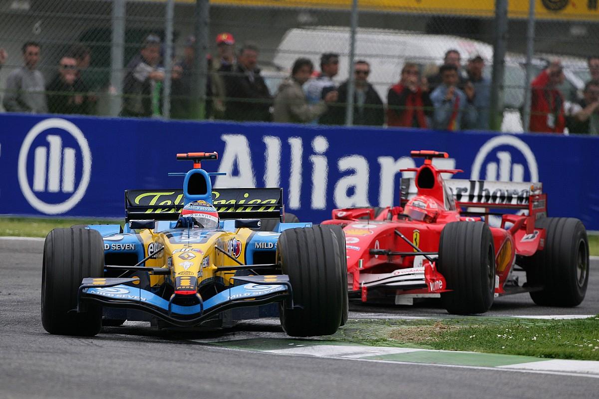 ¿Cómo el proyecto de Alpine en F1 se basó en Ferrari?