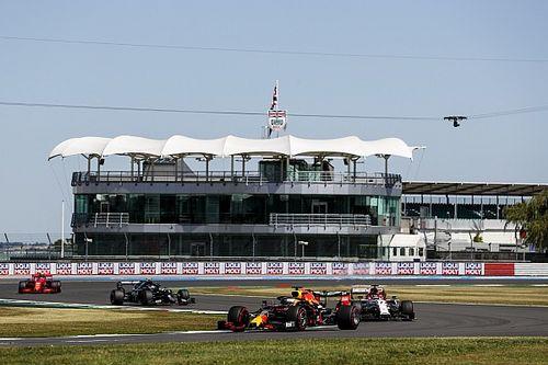 Sprint na Silverstone?