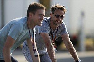 Jenson Button munkába állt a Williamsnél