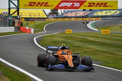 Norris: jó döntés az F1 részéről, hogy a gumikkal megkeveri a paklit