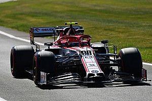 Kubica vuelve con Alfa Romeo en el primer libre de Bahrein