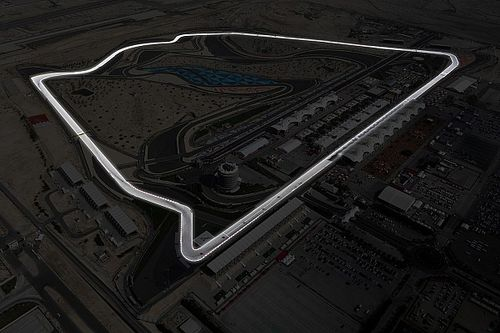 "Drivers prepare for Bahrain's ""bonkers"" outer circuit"