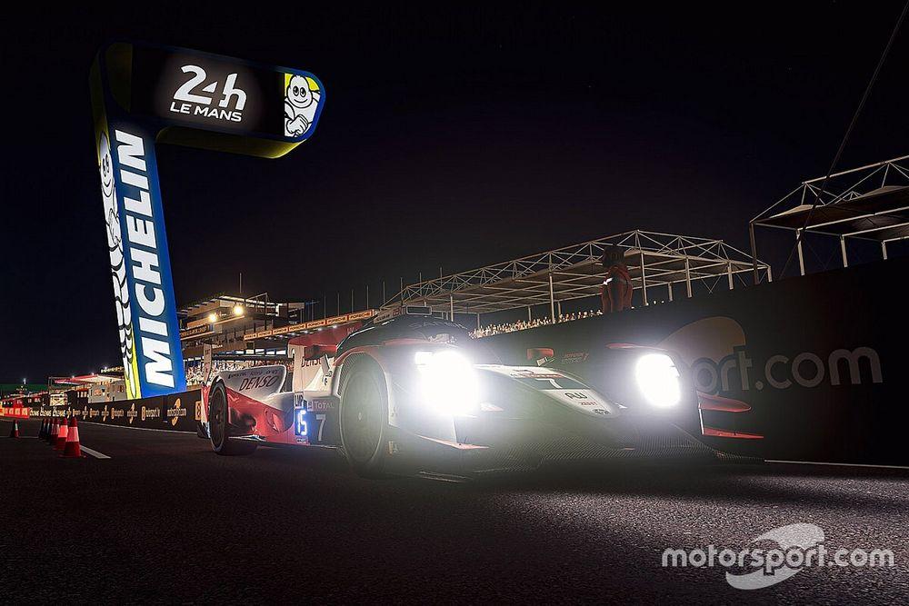 Így tették félre Kobayashit a virtuális Le Mans-i 24 órás versenyen