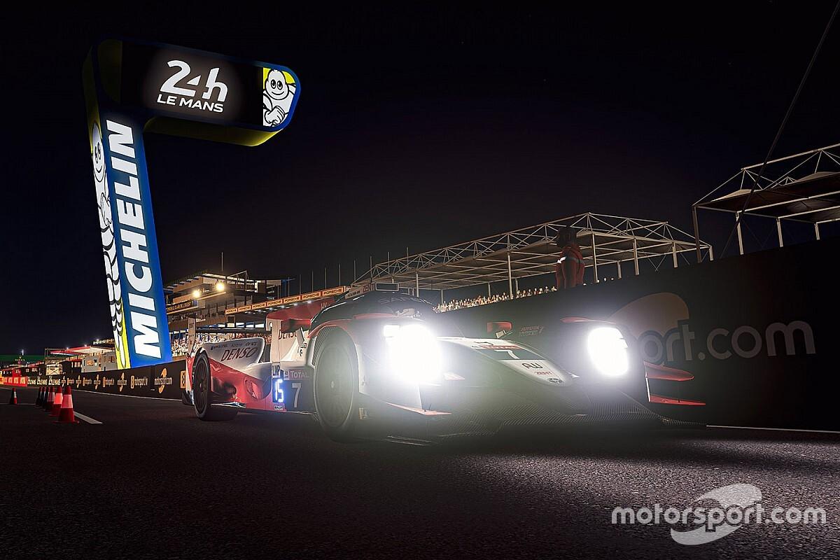 Las 24h de Le Mans virtuales, en vídeos