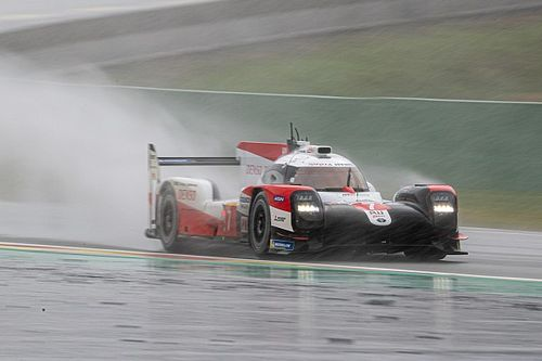 Spa WEC: Toyota takes one-two in rain-affected race