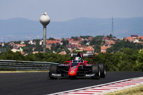 Honda-talent Fukuzumi snelste tijdens GP3-testdag Hongarije