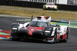 """""""Pechito"""" López y el desafío del tráfico en Le Mans"""