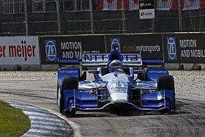 IndyCar: úgy tette keresztbe a gépállatot, mint egy M3-as BMW-t