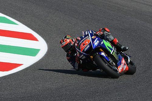 Mugello MotoGP: Vinales leads Zarco in warm-up