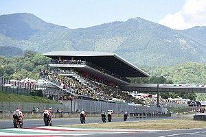 Horarios para el GP de Italia