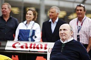 Sir Frank Williams Tinggalkan Rumah Sakit