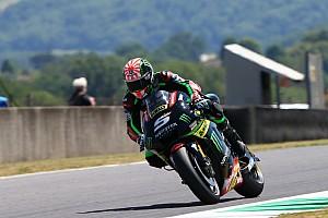 MotoGP Résumé d'essais libres EL4 - Zarco meilleur temps, Rossi au tapis