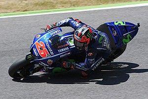 Viñales logra su tercera pole y arrancará justo delante de Rossi en Mugello