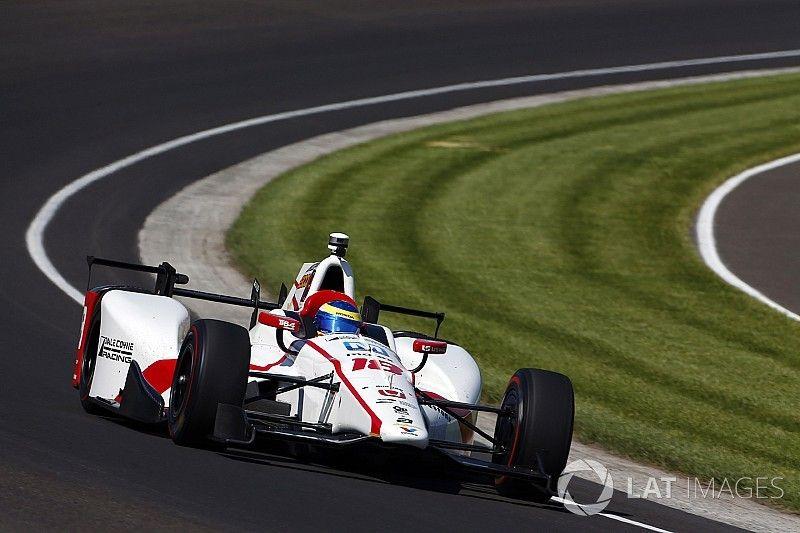 5. Training zum Indy 500: Bestzeit für Bourdais, Alonso wieder stark