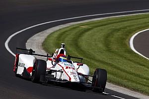 IndyCar Reporte de prácticas Bourdais lidera el Fast Friday y Alonso termina cuarto