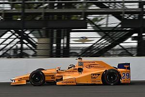 IndyCar Réactions Alonso: