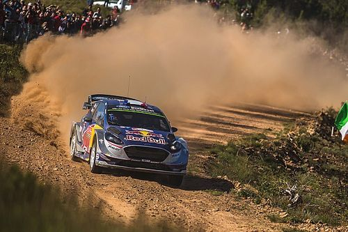 Portugal WRC: Ogier leads Neuville ahead of final day