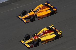 IndyCar Новость Напарник Алонсо по Indy 500: Мы помогаем друг другу только до старта